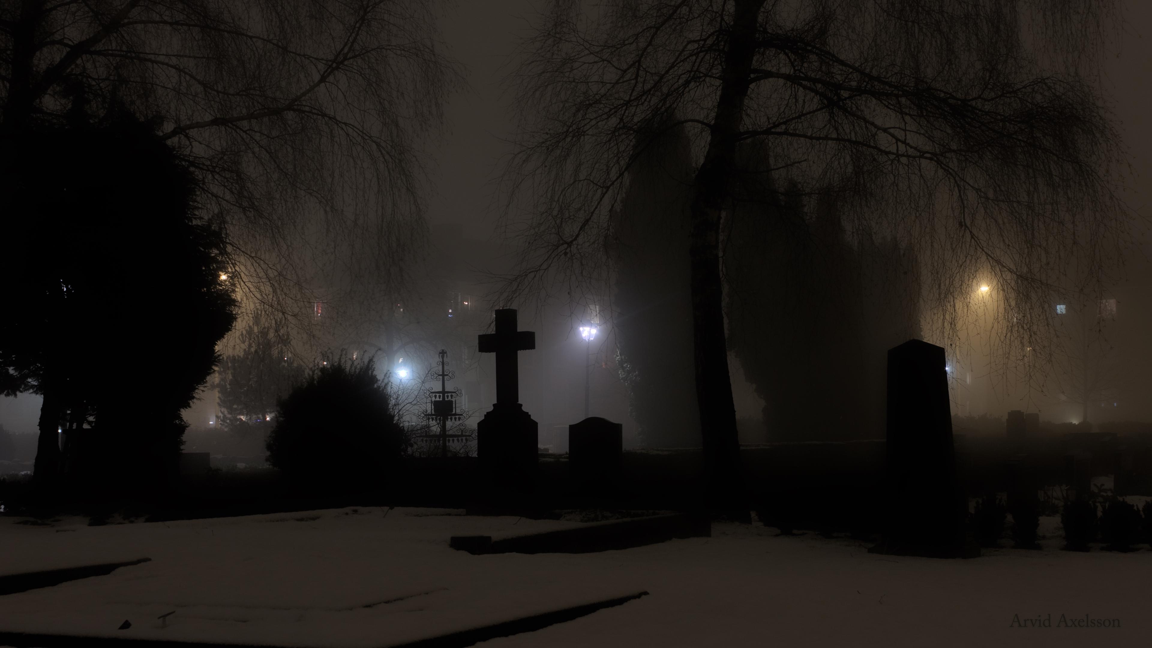 Graveyard Arvid Axelsson