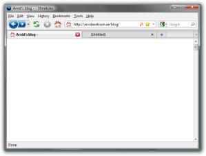 Kempelton 3.1 Firefox screenshot