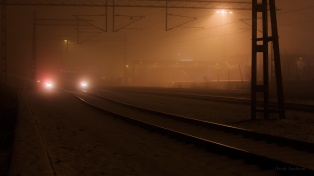 Railway lights